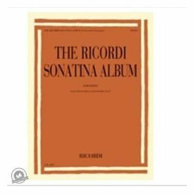 The Ricordi Sonatina Album