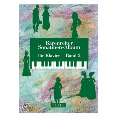 Various Composers: Baerenreiter Sonatina Album, Vol.2