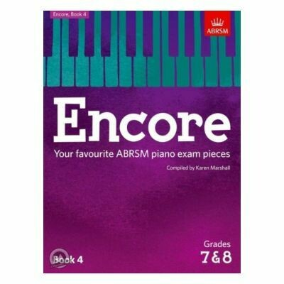 Encore: Piano Book 4 (Grades 7 & 8)
