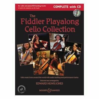 Fiddler Playalong Collection for Cello