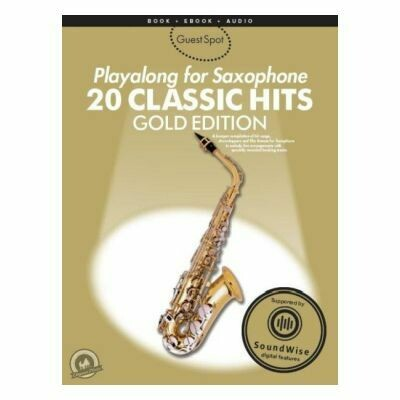Guest Spot - 20 Classic Hits For Alto Saxophone