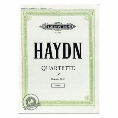 Haydn: String Quartets, complete Vol.4