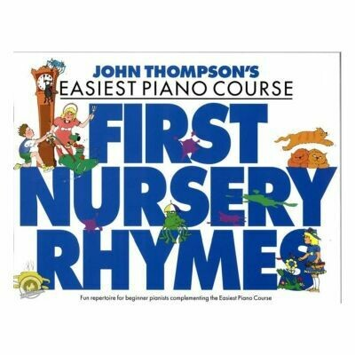 John Thompson's Easiest: First Nursery Rhymes