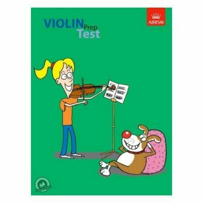 Violin Prep Test (Book Only)