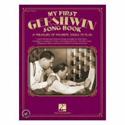 My First Gershwin Song Book - A Treasury of Favorite Songs to Play