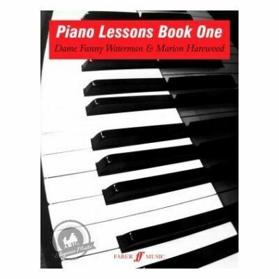 Piano Lessons Book 1