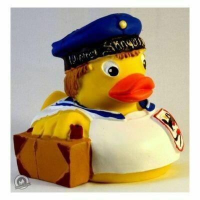 Rubber Duck - Wiener Saengerknaben White Jacket