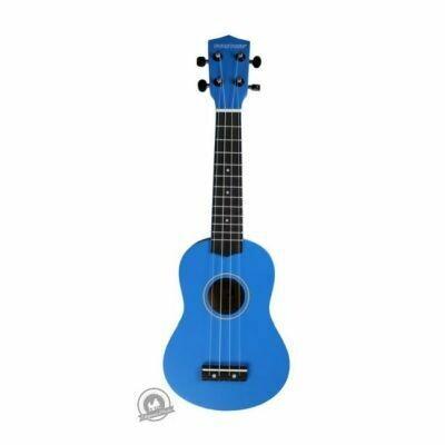 Soprano Ukulele Blue Pack KUS15