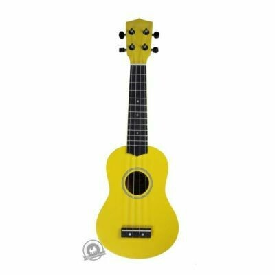 Soprano Ukulele Yellow Pack KUS15