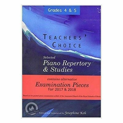 Teachers' Choice 2017 and 2018 Grades 4 To 5