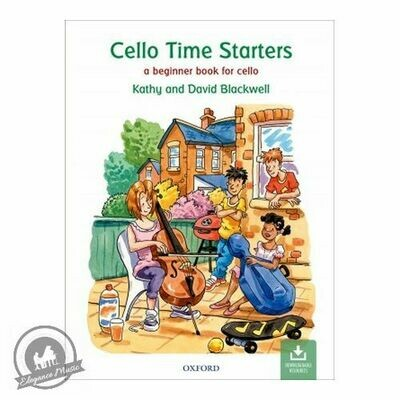 Cello Time Starters Cello