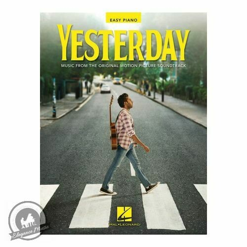 Yesterday (Music from the Original Motion Picture Soundtrack) - Easy Piano