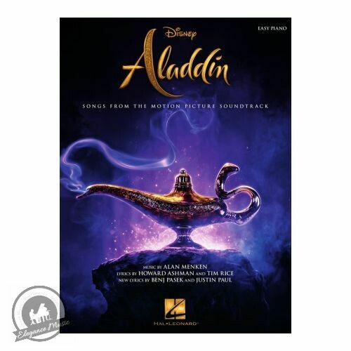 Aladdin (Music from the Motion Picture Soundtrack) - Easy Piano