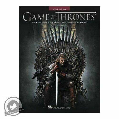 Game of Thrones - Original Music from the HBO Television Series (Easy Piano)
