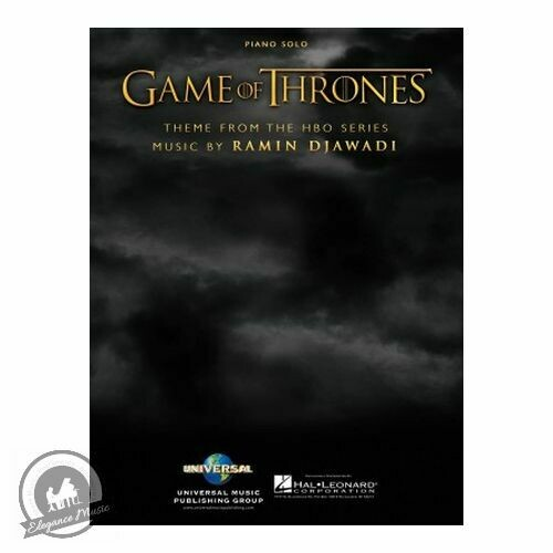 Game of Thrones - Theme from the HBO Series (Piano)