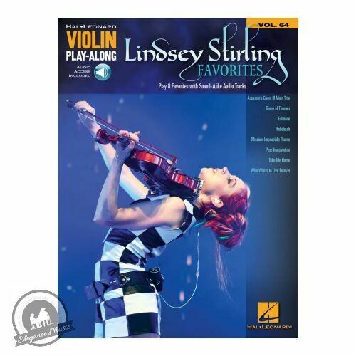 Lindsey Stirling Favorites (Violin Play-Along Volume 64)