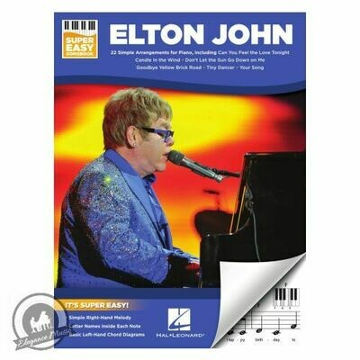 Elton John - Super Easy Songbook