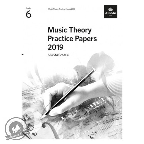ABRSM Music Theory Practice Papers 2019: Grade 6