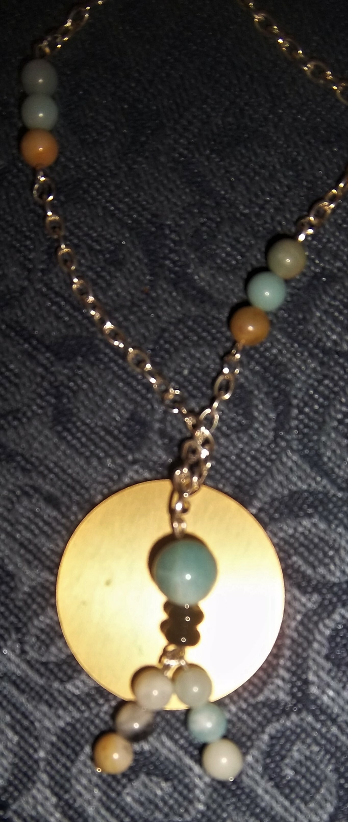 Multi Beads w/ Auric Disk 00003