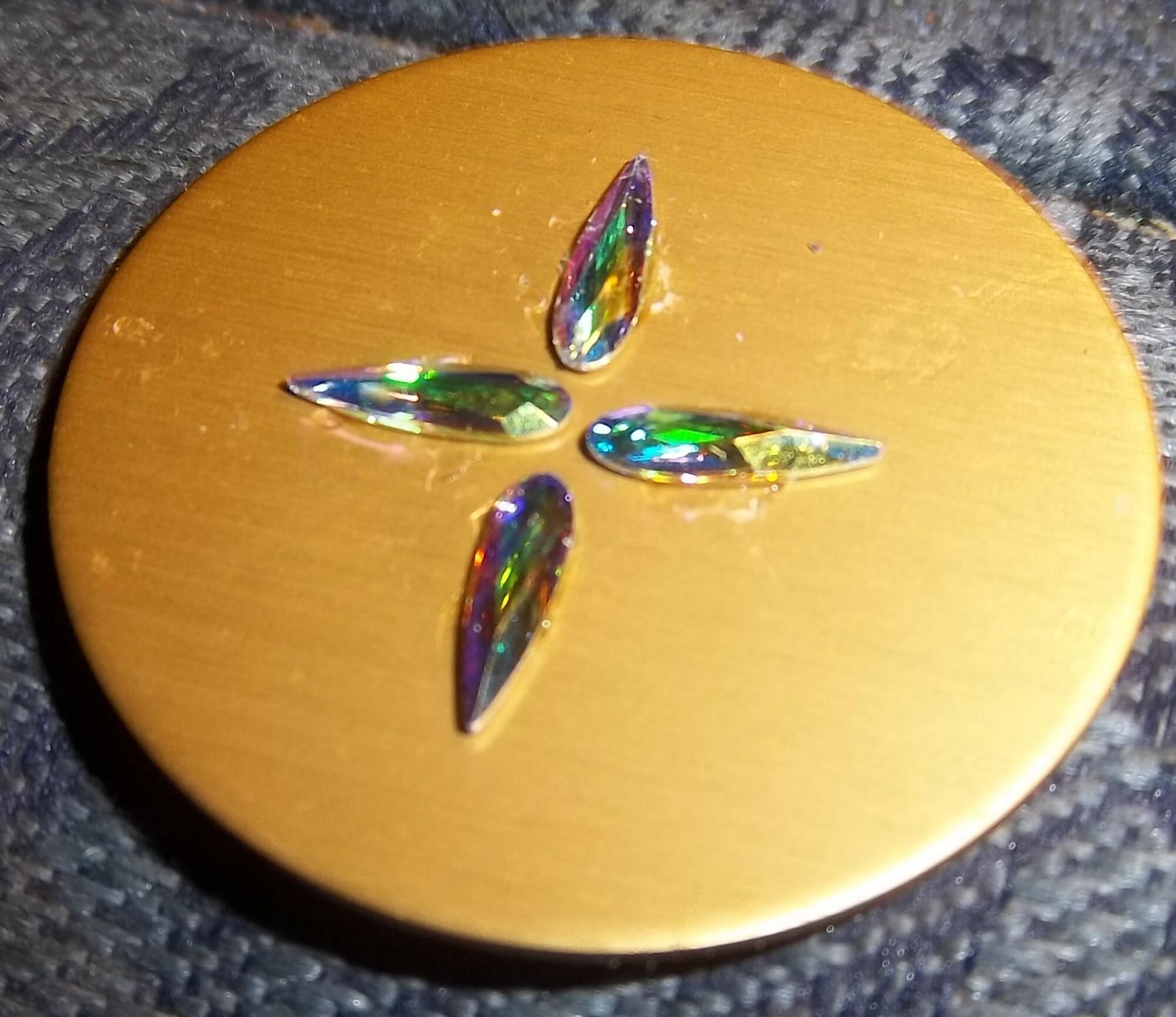 Aurora Swarovski w/Auric Disk 00005