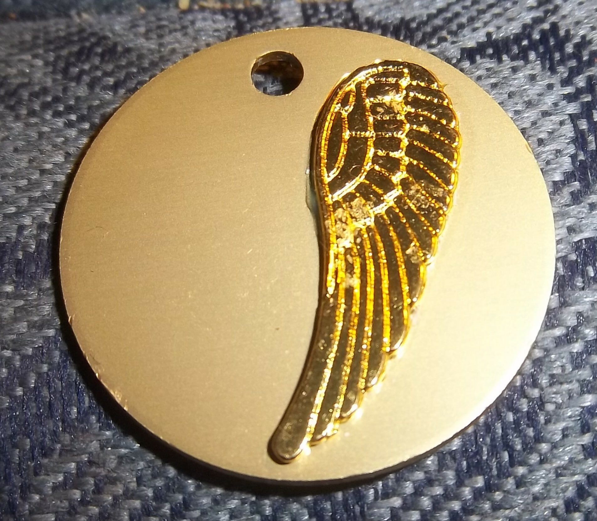 GOLDEN WING Auric Disk 00007