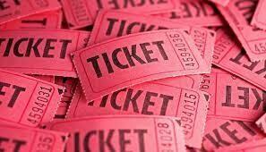 Bundle of Raffle Tickets