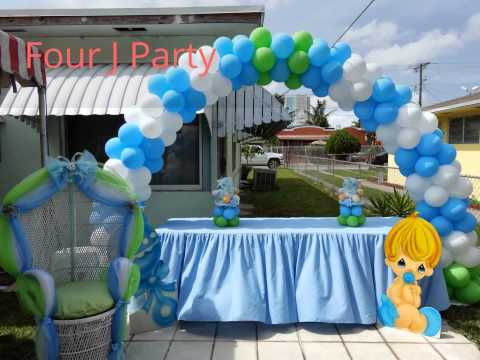 Baby Shower Decoration Package 2