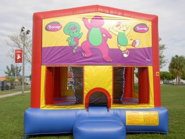 Miraculous Barney Bounce House Multi Color Download Free Architecture Designs Boapuretrmadebymaigaardcom