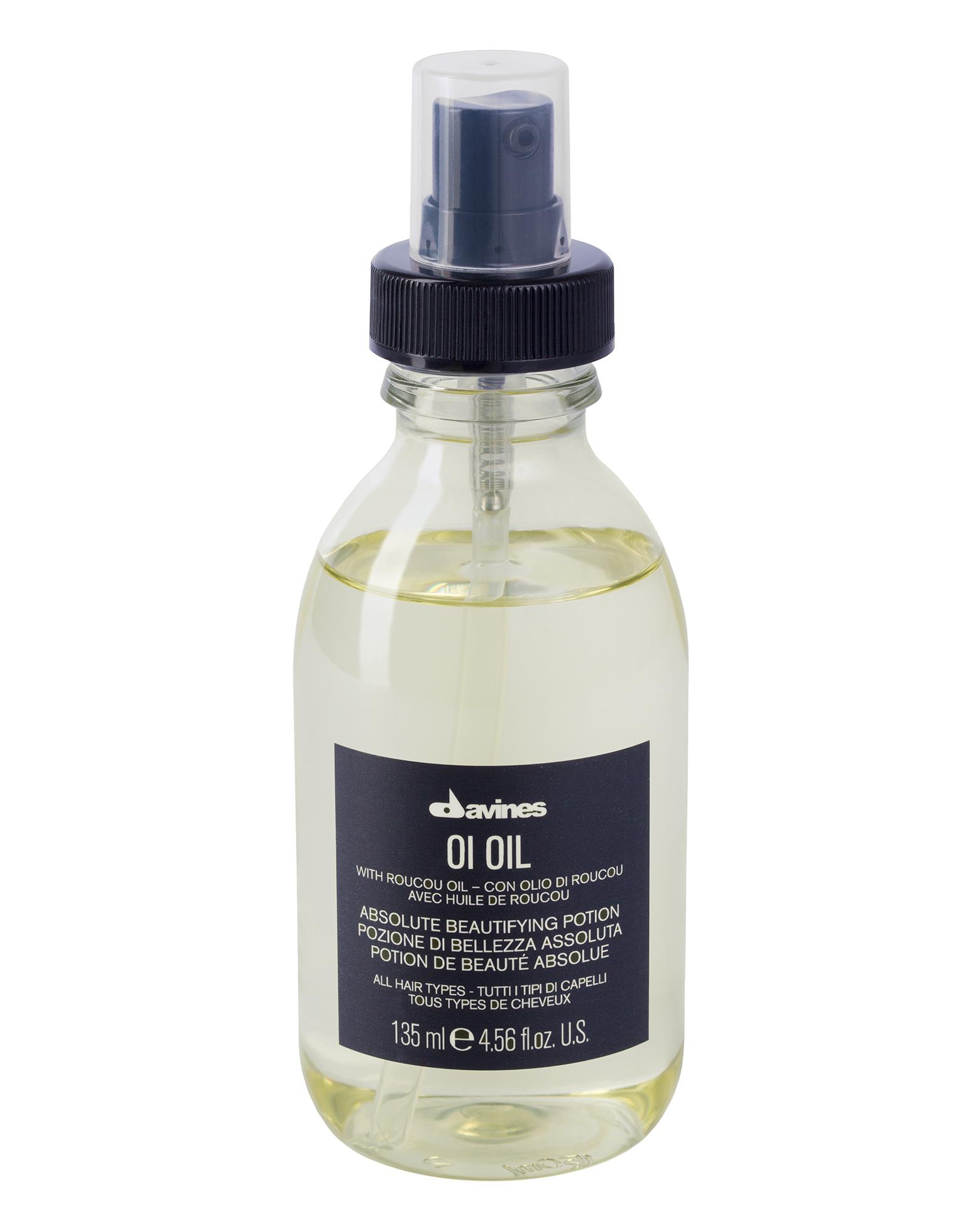 Davines OI OIL 135 ml   Tratamiento en Aceite 76000