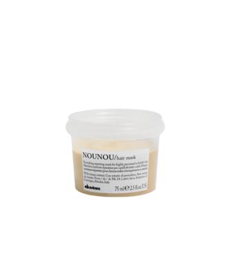 Davines NOUNOU Hair Mask Travel Size 75 ml | Nutrición Intensiva
