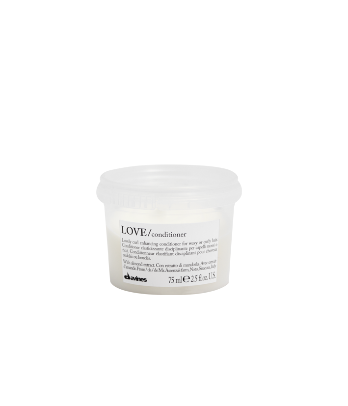 Davines Love Curl Enhancing Acondicionador Travel Size 75 ml | Cabello Rizado