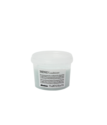 Davines MINU Acondicionador Travel Size 75 ml | Cabello con Color