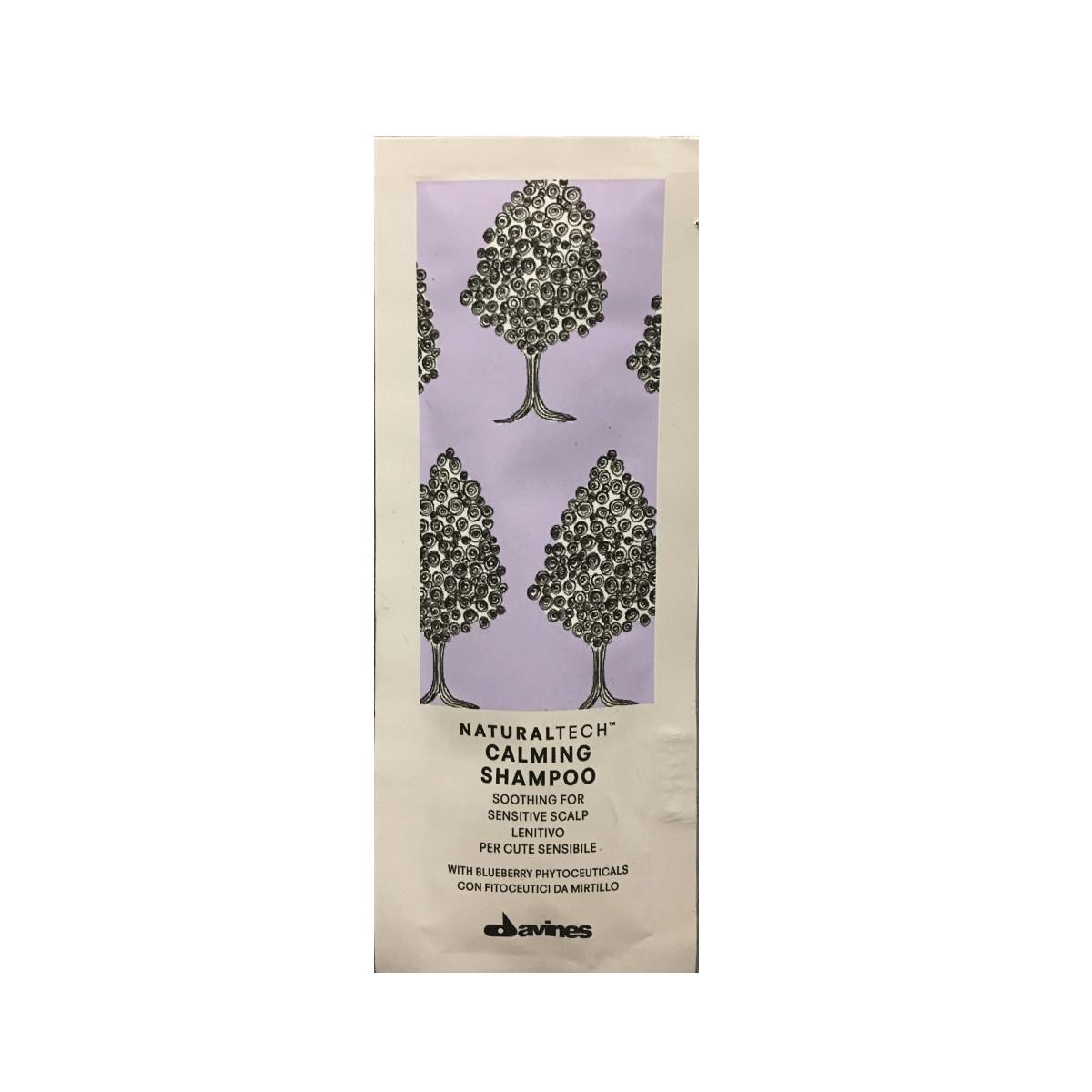 Davines Calming Shampoo Muestra 12 ml | Cuero Cabelludo Sensible