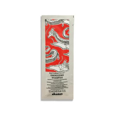 Davines Energizing Shampoo Muestra 12 ml | Cabello con Tendencia a Caerse