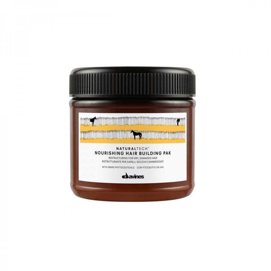 Davines Nourishing Hair Building Pak 250 ml | Mascarilla Restructurante