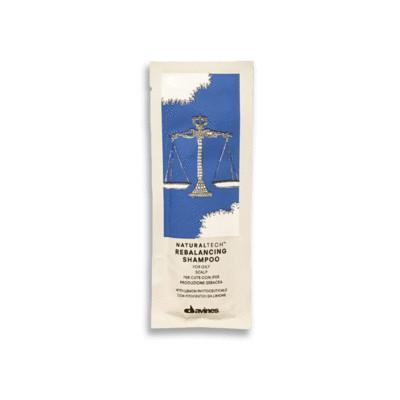 Davines Rebalancing Shampoo Muestra 12 ml | Cuero Cabelludo Graso