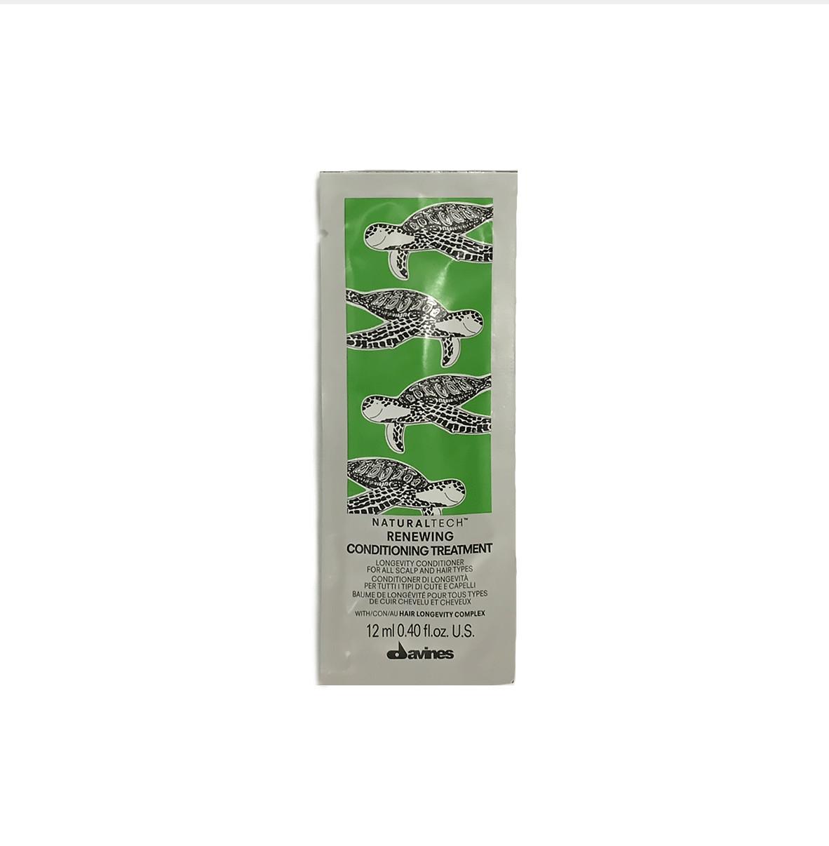 Davines Renewing Conditioner Treatment Muestra 12 ml | Longevidad Capilar