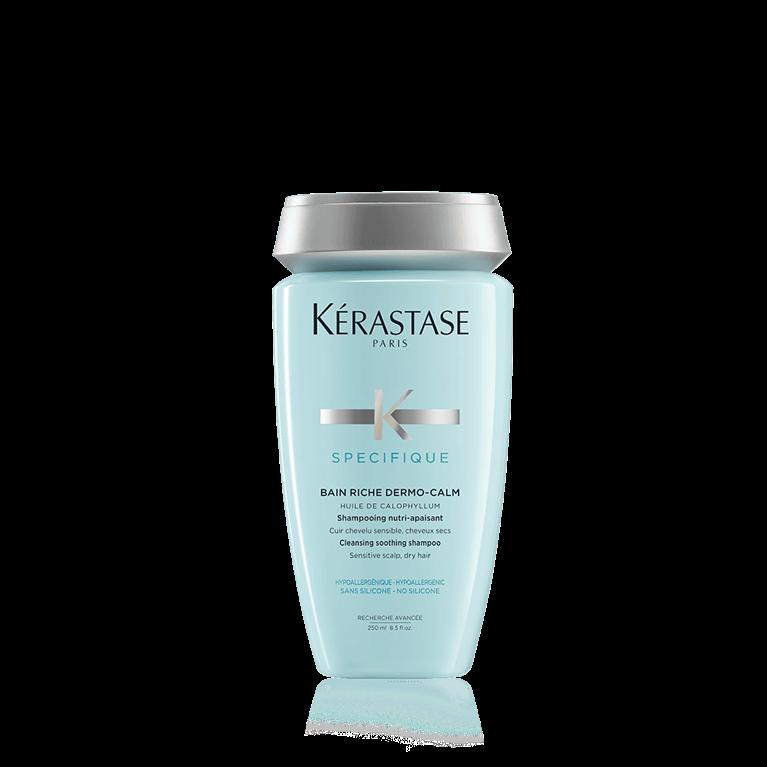 Kérastase Bain Rich Dermo Calm 250 ml | Shampoo Anti-Irritación
