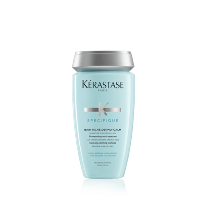 Kérastase Bain Rich Dermo Calm 250 ml | Shampoo Anti-Irritación