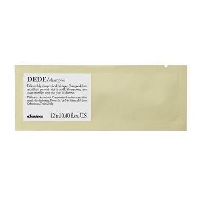 Davines DEDE Shampoo Muestra 12 ml | Limpieza Delicada