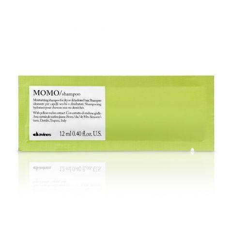 Davines MOMO Shampoo Muestra 12 ml | Hidratación