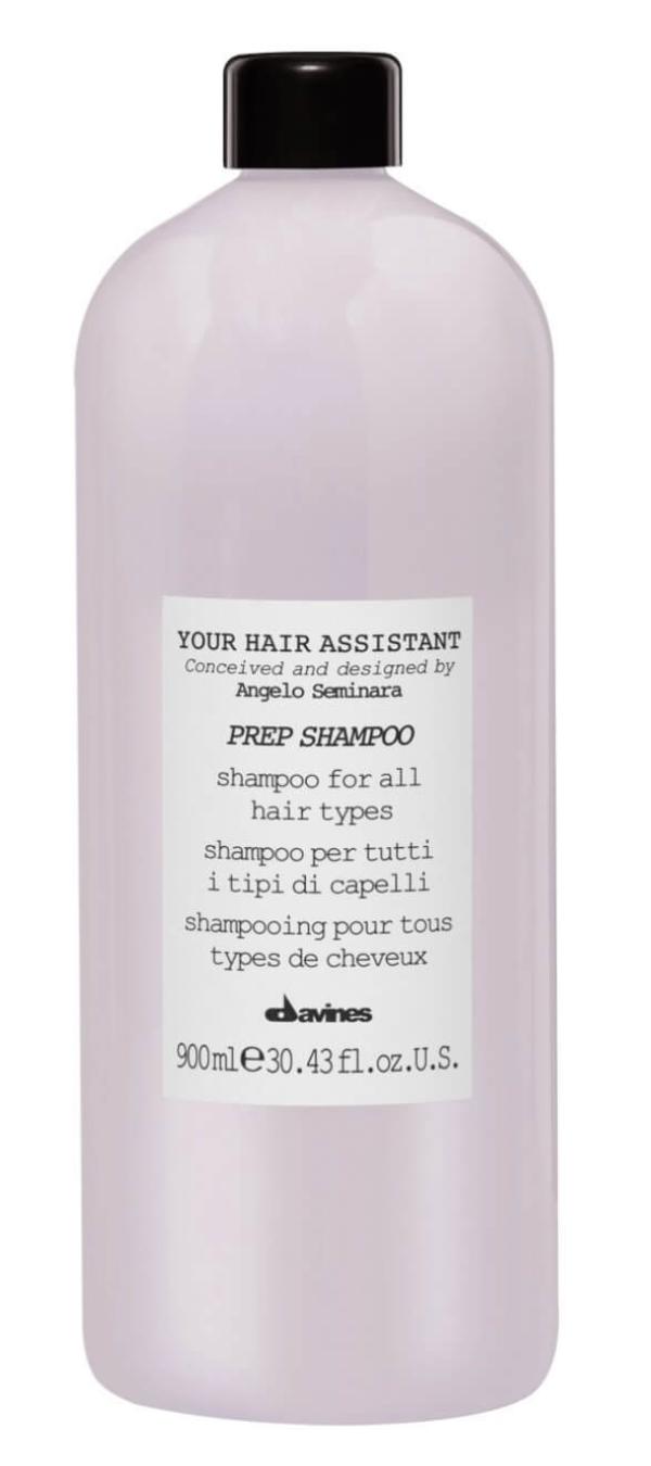 Davines Prep Shampoo 900 ml   Hidratación y Nutrición