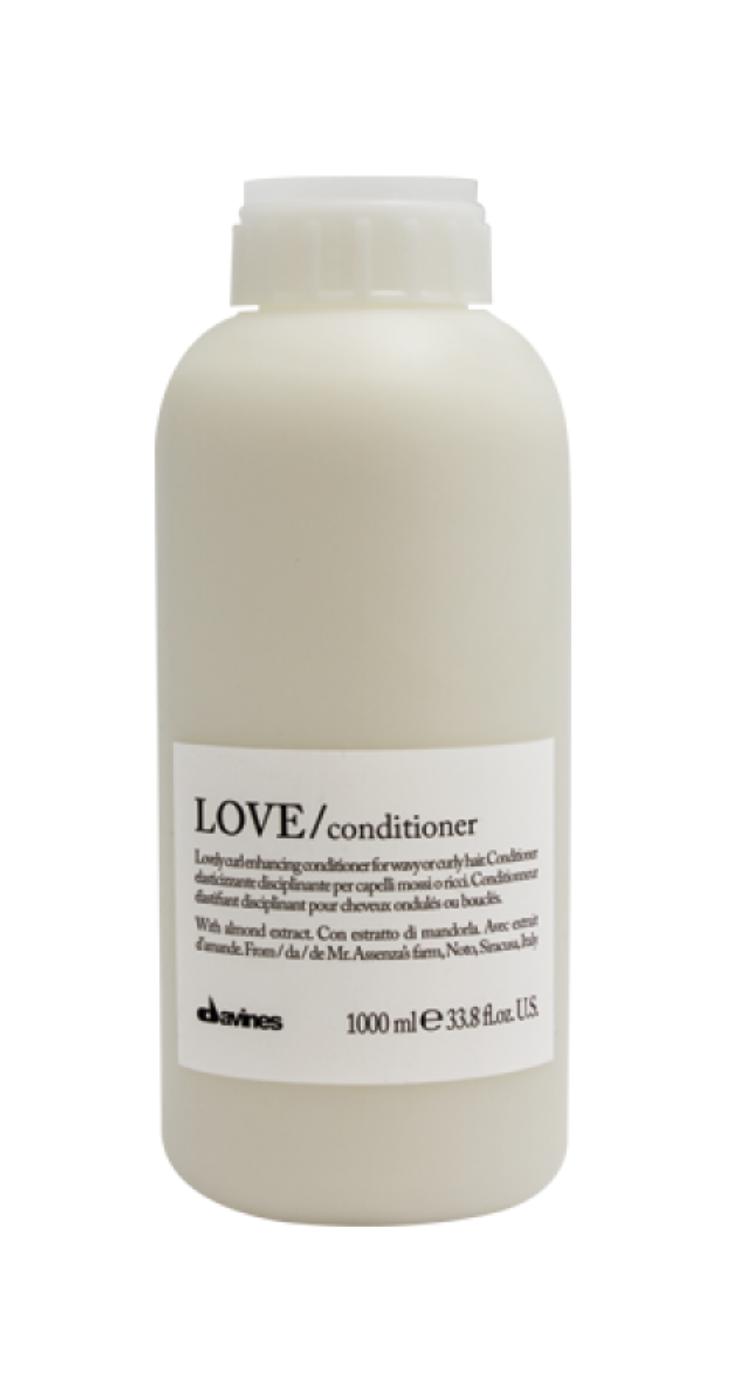 Davines Love Curl Enhancing Acondicionador 1 lt | Cabello Rizado