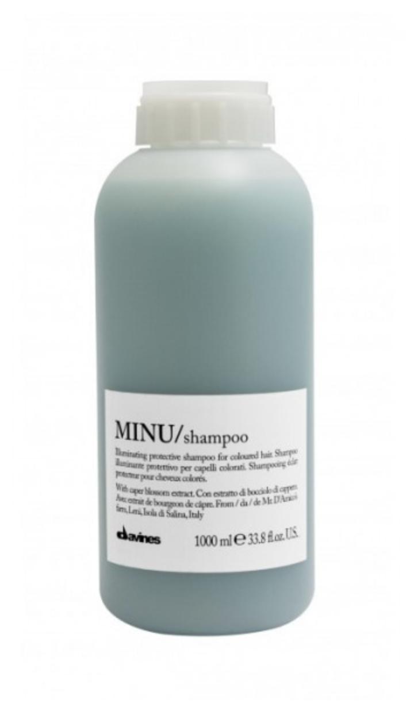 Davines MINU Shampoo 1 lt | Cabello con Color