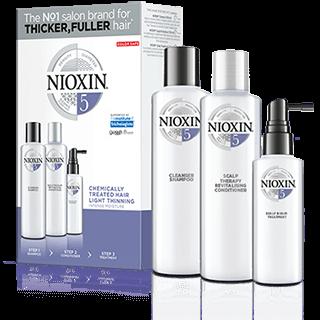 Nioxin Sistema 5 | Cabello con Color poco Debilitado