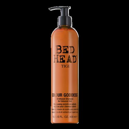 Bed Head Colour Goddess Shampoo 400 ml | Cabello con Color