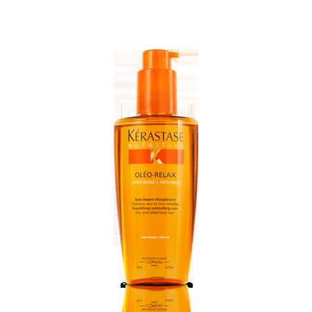 Kérastase Fluide Oléo Relax 125 ml | Aceite Antifrizz Cabello Seco Rebelde