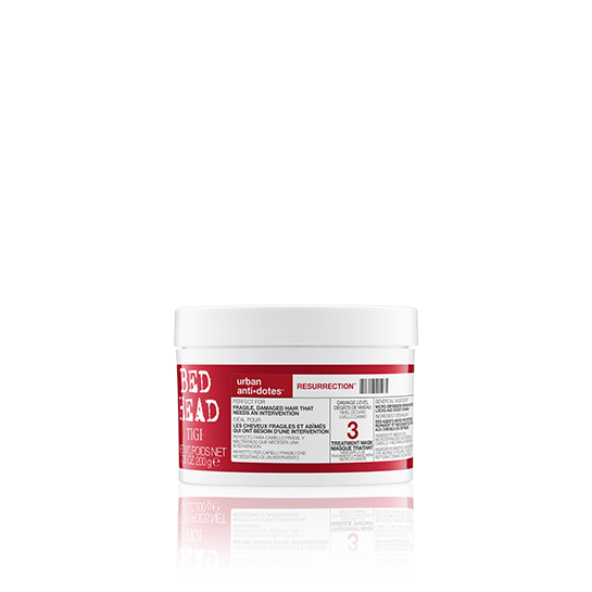 Bed Head Nivel 3 Resurrection Treatment Mask 200 g | Reparación
