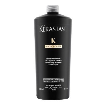 Kérastase Revitalisant Chronologiste 1 lt | Shampoo Purificación Revitalización