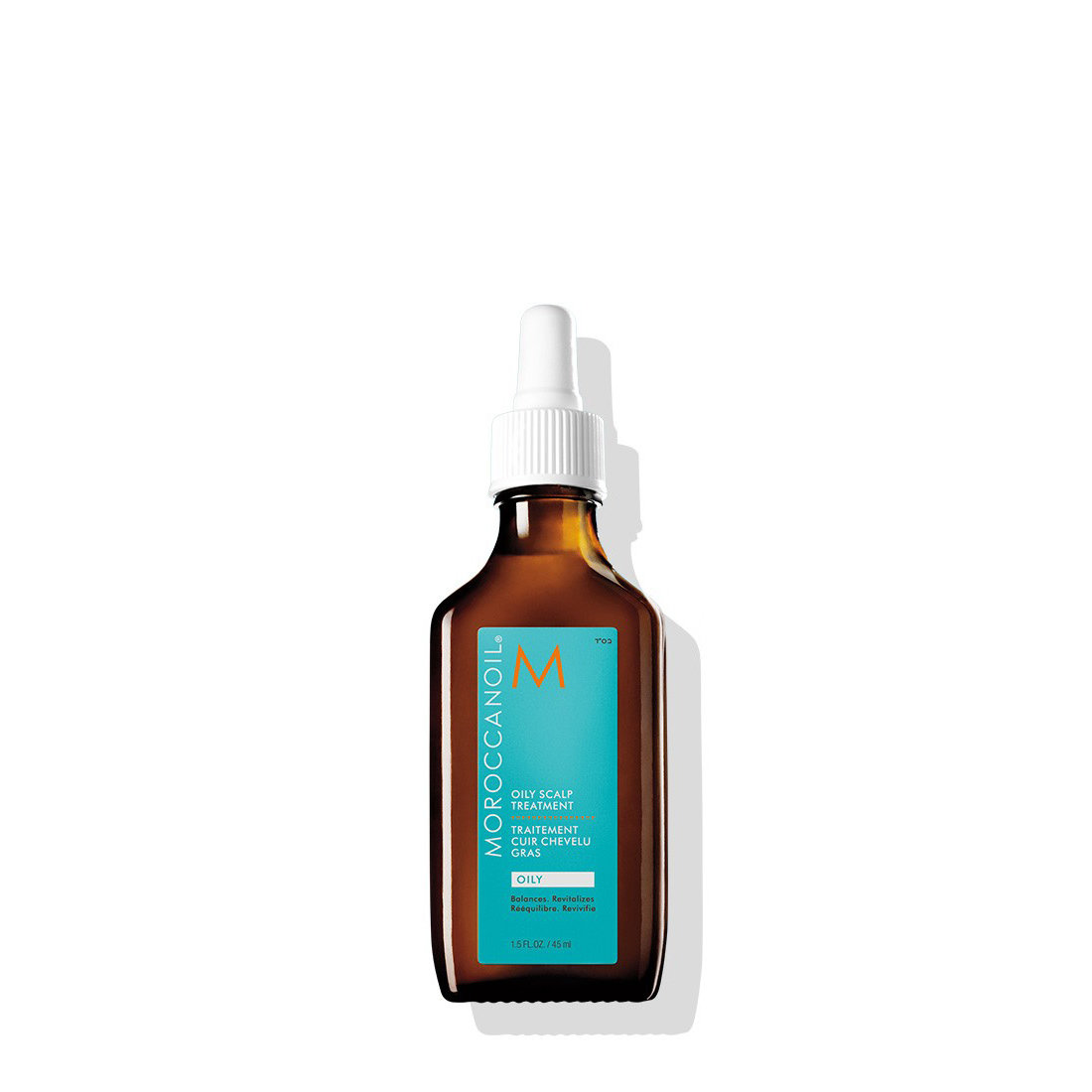 Moroccanoil Oily Scalp Treatment 45 ml | Tratamiento Cuero Cabelludo Graso